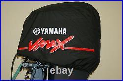 YAMAHA VMAX Deluxe Outboard Motor Cover VZ150 VZ175 VZ200 HPDI MAR-MTRCV-11-10