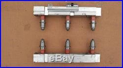 Yamaha 200 HP 2002 HPDI Outboard Injectors Fuel Rails LZ200TXRB