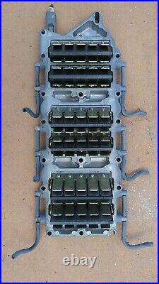 Yamaha 200 HP 2002 HPDI Outboard Intake Reed Plate LZ200TXRB