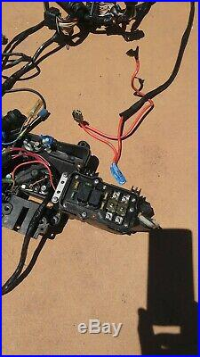 Yamaha 200 HP 2002 HPDI Outboard Wire Wiring Harness LZ200TXRB
