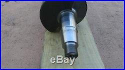 Yamaha 200 HP Outboard 2002 HPDI Crankshaft LZ200TXRB