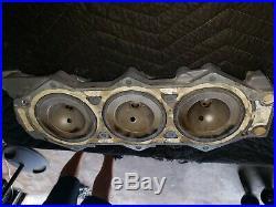 Yamaha 200hp HPDI outboard port side cylinder head (68F-11121-00-94)