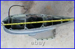 Yamaha 250 HP HPDI upper casing- mid section 60V-45111-20-8D outboard motor