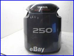 Yamaha 250 HPDI Outboard Motor Top Cowling Engine Cover Fits Various Motors