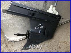 Yamaha 250 V6 Hpdi Gearbox