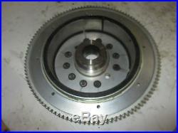 Yamaha 250 hp VMAX HPDI outboard flywheel (60V-81450-00-00)