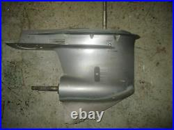 Yamaha 250hp 2 stroke HPDI outboard 25 Standard rotation lower unit PARTS ONLY