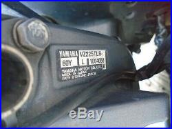 Yamaha 3.3 Outboard 20 Mid-Section V-MAX With Tilt & Trim. HPDI 225, 250, 300