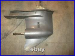 Yamaha HPDI 150hp 2 stroke outboard counter rotating lower unit with 25 shaft