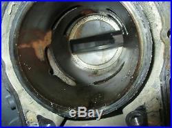Yamaha HPDI 150hp 2 stroke outboard crankcase block