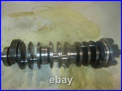 Yamaha HPDI 150hp 2 stroke outboard crankshaft (68F-11411-01-00)