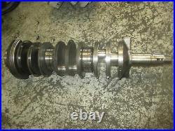 Yamaha HPDI 150hp outboard crankshaft (68F-11411-00-00)