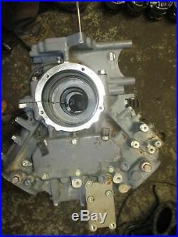 Yamaha HPDI 200hp outboard crankcase block