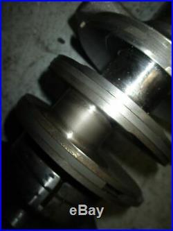 Yamaha HPDI 200hp outboard crankshaft (68F-11411-00-00)