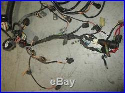 Yamaha HPDI 200hp outboard engine wiring harness (68F-82590-20)