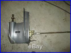 Yamaha HPDI 200hp outboard lower unit with 25 shaft