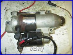 Yamaha HPDI 200hp outboard starter (68F-81800-00-00)
