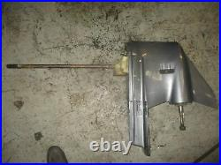 Yamaha HPDI 300hp outboard OEM counter rotating lower unit with 25 shaft