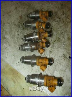 Yamaha HPDI 300hp outboard fuel injector set of 6 (60V-13761-00-00)