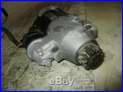 Yamaha HPDI 300hp outboard starter (6C9-81800-00-00)