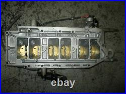 Yamaha HPDI 300hp outboard throttle body with position sensor (6D0-13751-00-00)