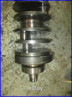 Yamaha HPDI VMAX 200hp outboard crankshaft (6D0-11411-00-00)