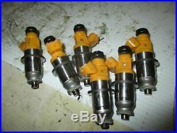 Yamaha HPDI VMAX 200hp outboard fuel injector set (60V-13761-00-00)