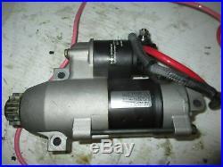 Yamaha HPDI VMAX 200hp outboard starter (6C9-81800-00)