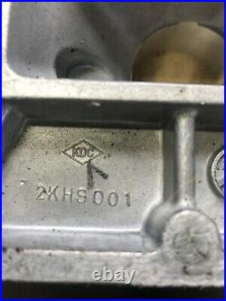 Yamaha Outboard 200 -225hp Vmax Hpdi throttle body 60V-13751-02-00
