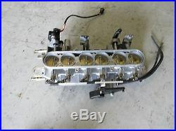 Yamaha Outboard 200 hp Vmax Hpdi throttle body with TPS 60V-13751-02-00