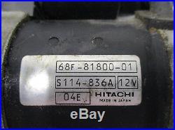 Yamaha Outboard 2002 150hp HPDI Starter Assy 68F-81800-00-00 (B8-3)