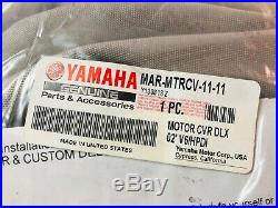 Yamaha Outboard Deluxe Canvas Cowling Cover For V6-hpdi 2.6 L. Mar-mtrcv-11-11