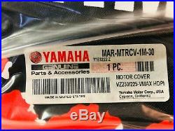 Yamaha Outboard Deluxe Canvas Cowling Cover For Vmax, Hpdi 3.3 Mar-mtrcv-1m-30