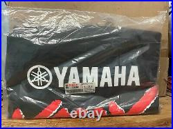 Yamaha Outboard Deluxe Canvas Cowling Cover For Vmax-hpdi 3.3 L- Mar-mtrcv-1m-30