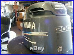 Yamaha Outboard HPDI 150-175-200 Top Cowling Hood Cover 68F-42610-50-4D Cowl