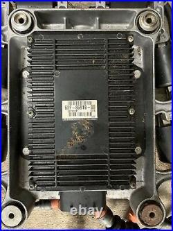 Yamaha Outboard Hpdi 150 200 Injector Driver 98f-8591b-00 Computer Pcm
