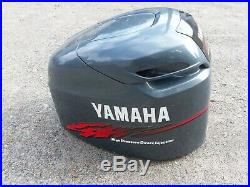 Yamaha Z150TLRZ 150HP Outboard HPDI Top Cowling 68F-42610-40-4D