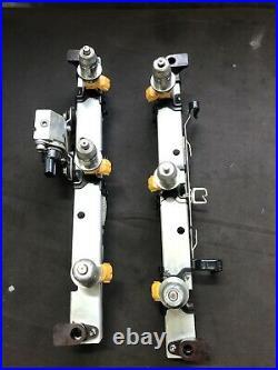Yamaha outboard 225hp VMAX hpdi 2 stroke fuel rail set Injector 60V-13161-00-00
