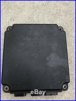 Yamaha outboard HPDI ECU Engine Control Unit 200 hp Z200TXRC