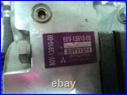 Yamaha outboard air pump HPDI