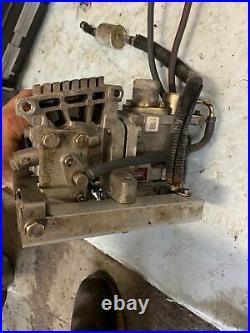 Yamaha outboard hpdi 150-200hp high pressure fuel pump hpdi