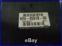 Yamaha outboard ignition modules ECU HPDI