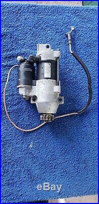 Yamaha outboard starter 150hp V-6 HPDI 68F 81800-01 (2004)
