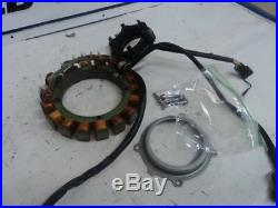 Yamaha outboard stator and pulse coils 250 HPDI