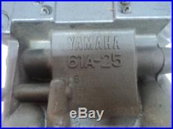 Yamaha outboard tilt and trim V-6 HPDI